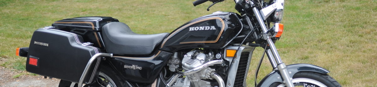 1981 Honda GL500 SilverWing